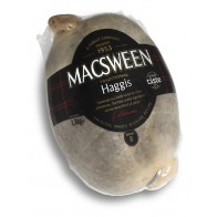 Macsween Traditional Haggis serves 8 (nominal weight 1.8kg)