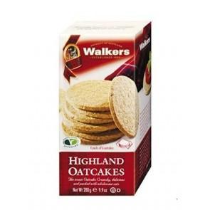 Walkers Highland Oatcakes 280g