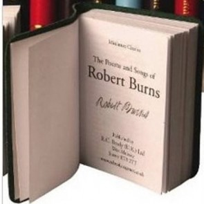 Miniature Book of Burns Poems and Songs