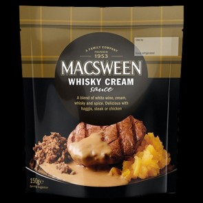 Macsween Whisky Cream Sauce